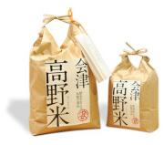 会津高野米(白米)